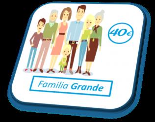 Lote Familia Grande